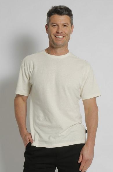 Hemp Classic Short Sleeve Tee-Natrual